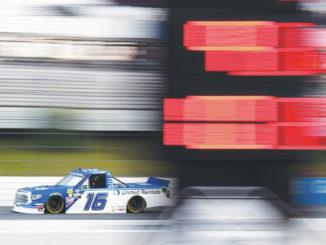 Christian Eckes wins ARCA race at Pocono Raceway; Hill on truck pole