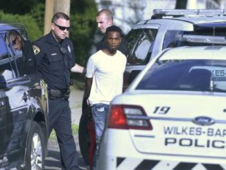 Shooting report leads to fugitive arrest in Wilkes-Barre