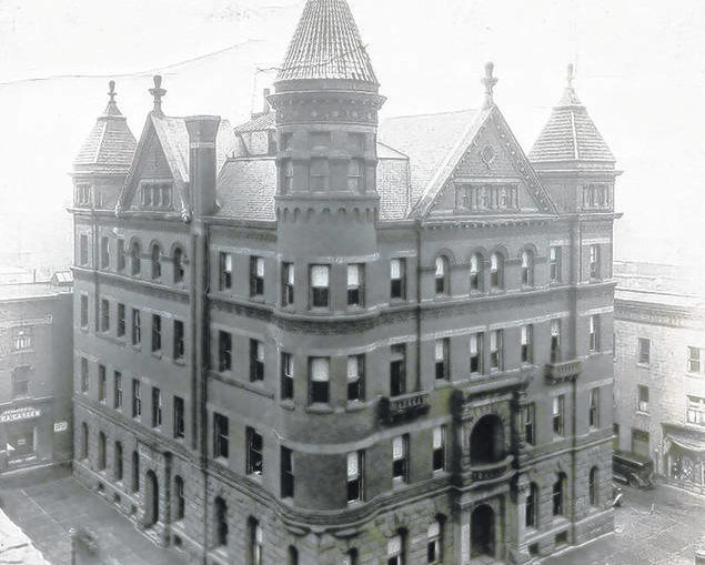 Look Back: Bricklayer fell to death during construction of Wilkes-Barre City Hall