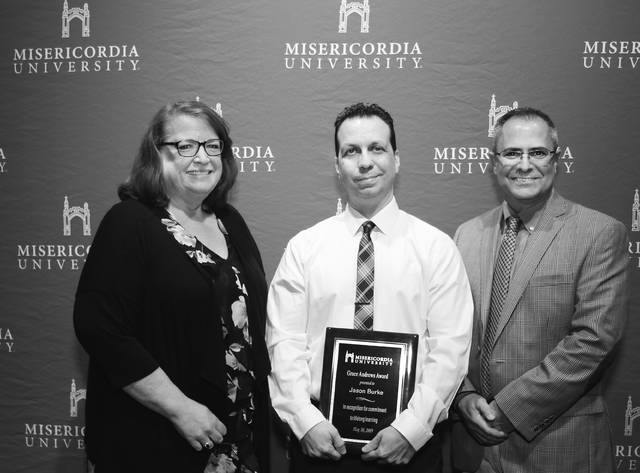 Misericordia University recognizes two adult learners
