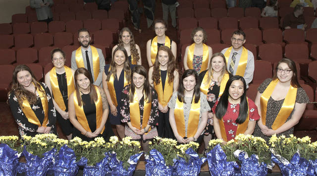 Misericordia University Honors Program recognizes graduating seniors