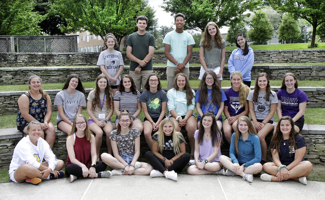 Misericordia University hosts Occupational Therapy Camp for high school students