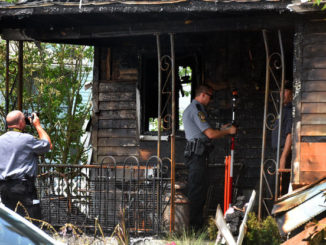Three juveniles held in Pittston fire that killed child