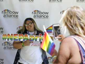Rainbow-filled love for NEPA Pride's March to the Park