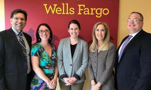 Wells Fargo Foundation donates to Wyoming Valley Children's