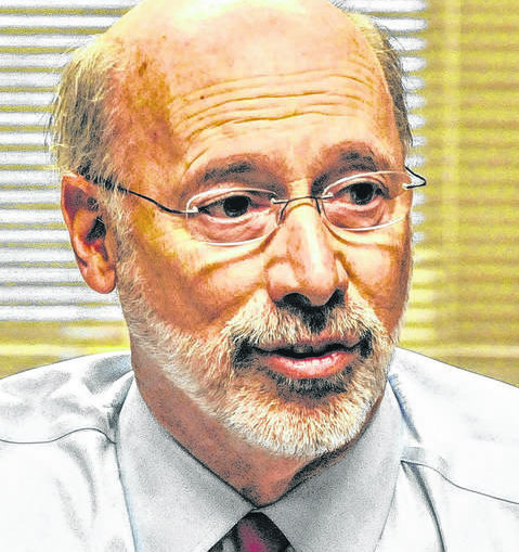 Gov. Wolf: Pennsylvanians need to heed heat warnings