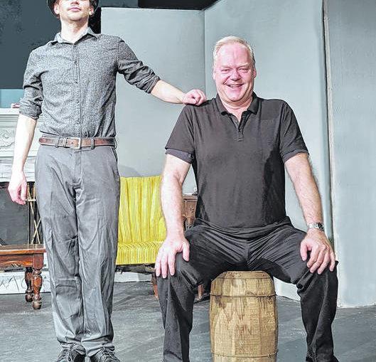 Original play continues Sherlock Holmes story
