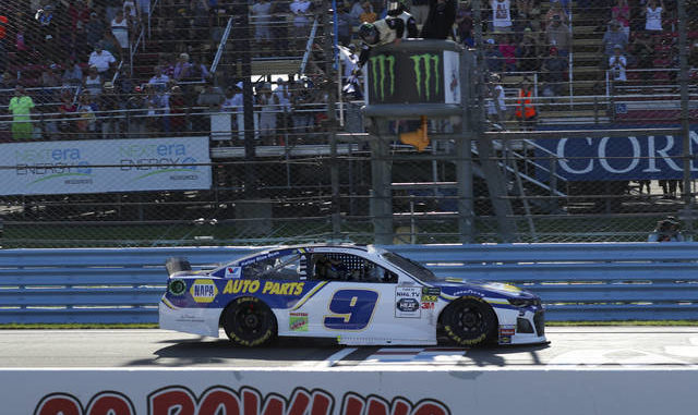 53da1749f Chase Elliott wins NASCAR Cup race at Watkins Glen again | Times Leader