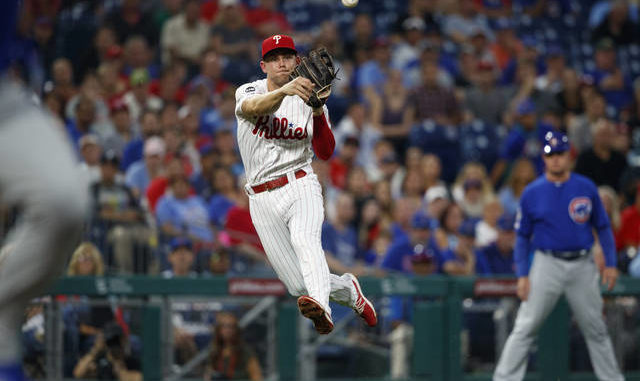 Realmuto powers Phillies past Cubs 4-2 | Times Leader