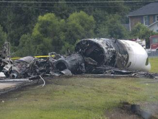 Dale Earnhardt Jr., family 'safe' after plane crash