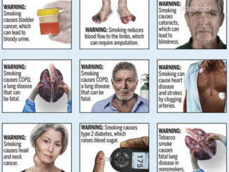 US makes new push for graphic warning labels on cigarettes