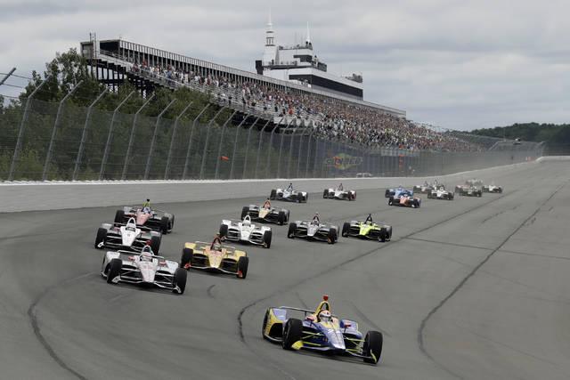 IndyCar at Pocono Raceway faces uncertain future after Sunday's race