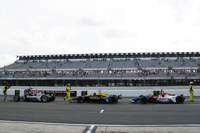 Opinion: IndyCar and Pocono must make tough marriage decision