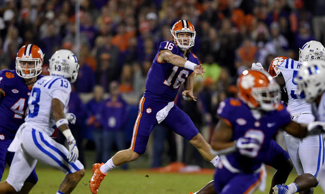 30b8a565 Another first for Clemson: No. 1 in AP preseason Top 25 | Times Leader