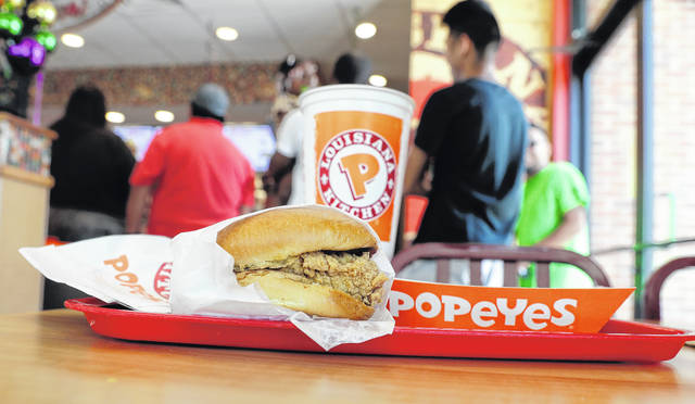 Fans choose sides in the 'Chicken Sandwich War' of our time