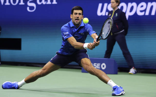 Djokovic Deals With Pain Federer Faces Deficit At Us Open Times Leader