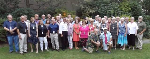 Central Catholic High School Class of 1969 celebrates 50-year reunion