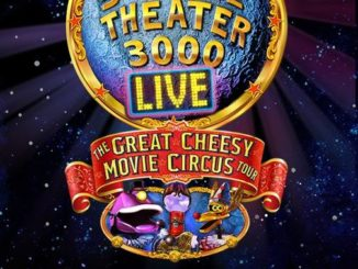 Mystery Science Theater 3000 bringing live show to Kirby