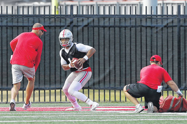 No surprise here: Fields named Ohio State's starting QB