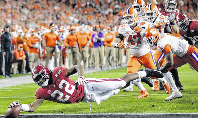 388469b8 Analysis: Clemson, 'Bama, Ohio St and … Washington to CFP | Times Leader
