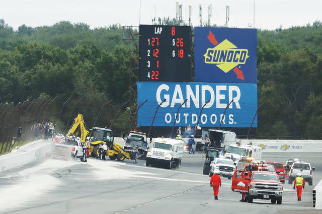 IndyCar makes somber return to Pocono with memories of