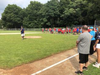 Challenger Baseball celebrates opening of new field