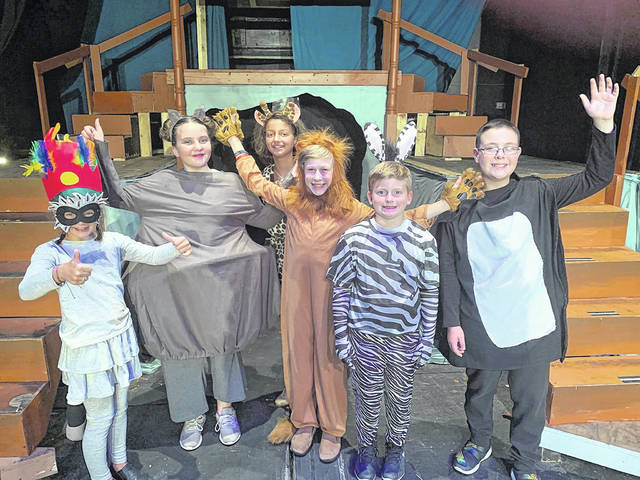 Summer theater workshops culminate in shows | Times Leader