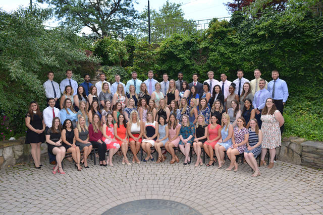 Physician assistant students graduate from King's College