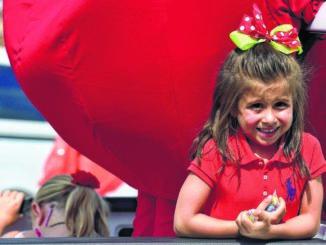 Pittston Tomato Festival parade, 5K, tomato fights today