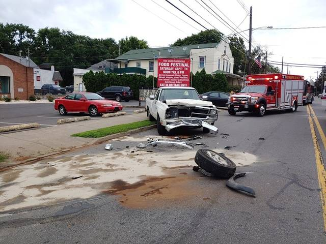 Plymouth fire chief injured in hit-run crash | Times Leader