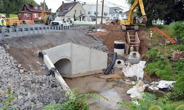 Route 92 bridge work nears completion in Exeter Twp  | Times