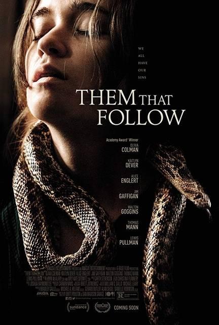 Dallas native enjoying success of movie, 'Them That Follow'   Times