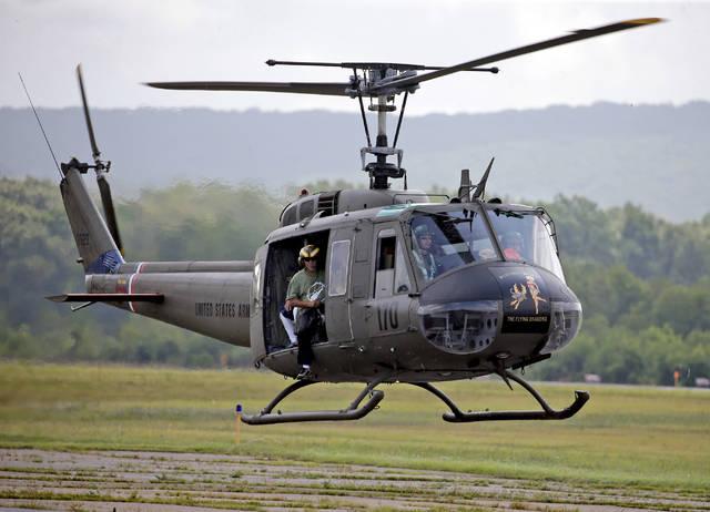 One more flight': Veterans, residents take flight in Vietnam