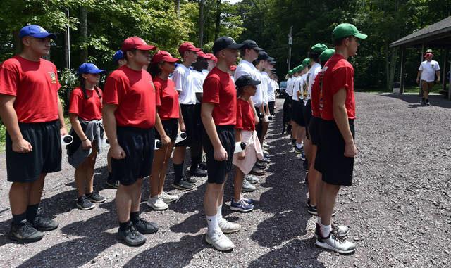außergewöhnliche Farbpalette Niedriger Verkaufspreis großer Rabatt Discipline, firearms taught at Camp Cadet | Times Leader