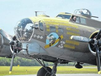 WWII warbirds visiting Hazleton today and Thursday
