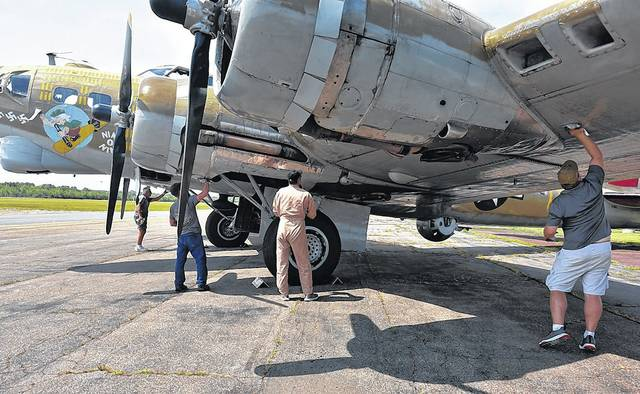 WWII warbirds visiting Hazleton today and Thursday | Times