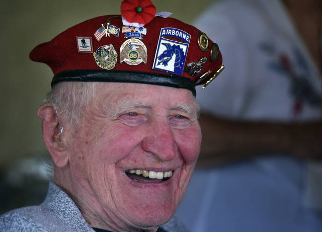 PAV fetes and feeds vets at annual picnic