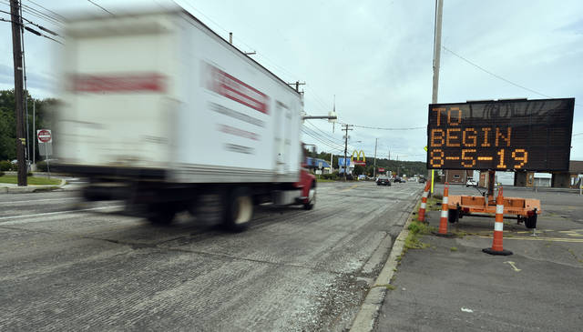 PennDOT: Sans Souci repaving work halted due to legal threat