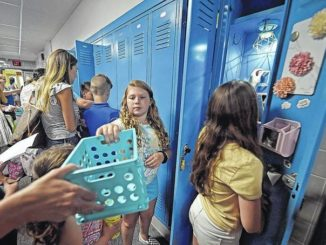 New leaders, new schedules, new school: First days are here