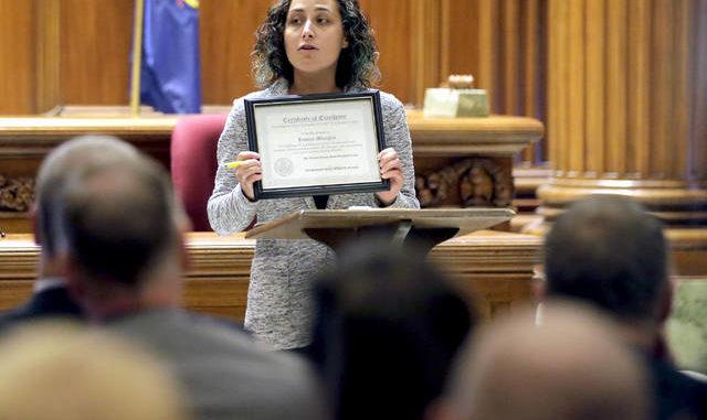 Defense Attorney A Drug Treatment Court Graduate Congratulates
