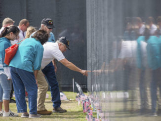 Plans being finalized as Plymouth prepares for The Wall That Heals