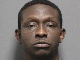 Police: Man waved gun, threatened to 'pop' people inside Ashley bar