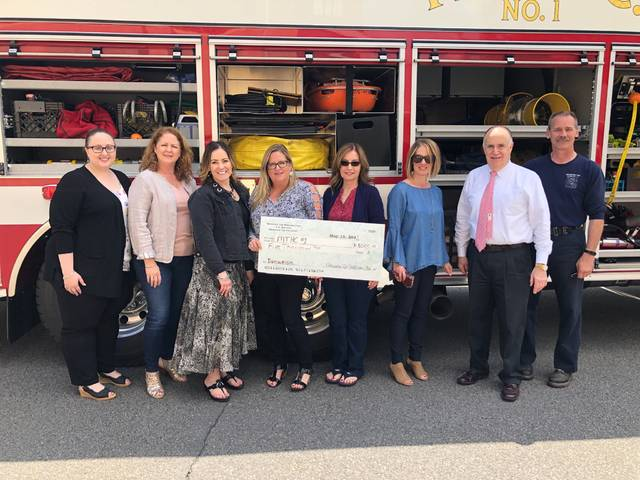 Mountain Top Hose Company No. 1 purchases new truck
