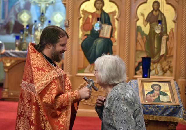 Holy Trinity Orthodox Churchcelebrates 50th anniversary