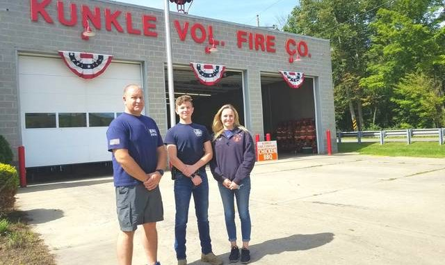 We're like family': Firefighting a tradition for Kunkle dept