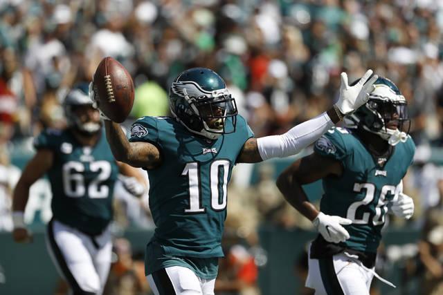 Wentz, Jackson show off dynamic offense | Times Leader