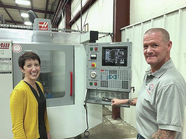 Johnson College, Don's Machine Shop team up on CNC machining training