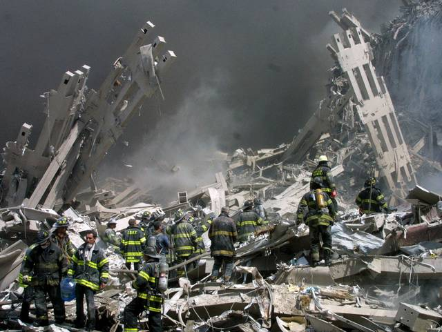 Their view: The ongoing tragedy of Sept. 11