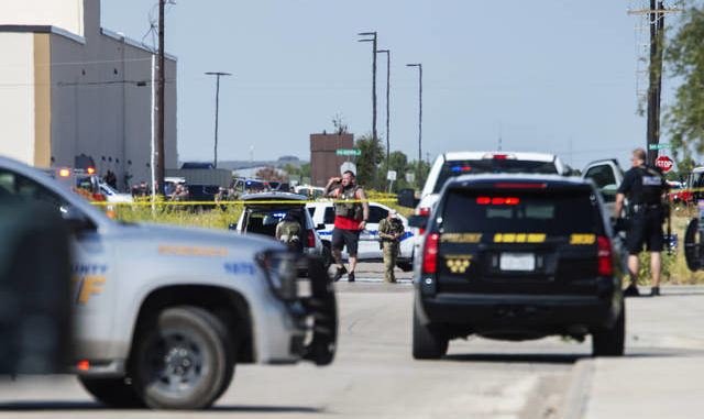 Police chief: 5 dead in West Texas mass shooting | Times Leader