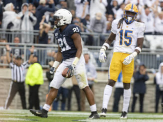 Penn State's running back corps continues churning out yardage and scores